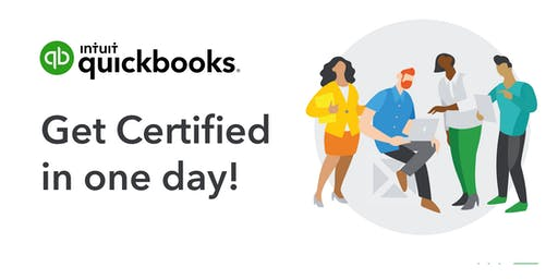 QuickBooks | Get Certified in one day!