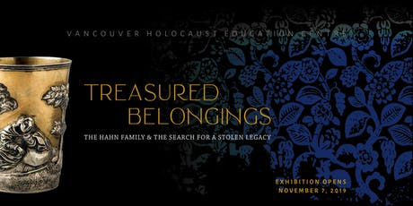 Treasured Belongings Exhibition - Family  Preview tickets