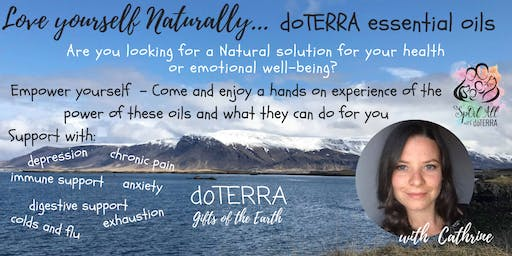 MK- FREE DoTERRA Essential Oil workshop - Natures Healthcare Solution