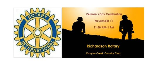 Veteran's Day Lunch and Celebration
