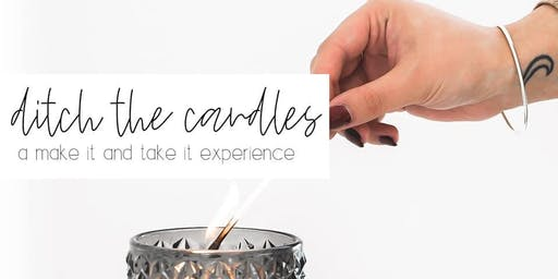 Ditch the Candles and Diffuse Instead