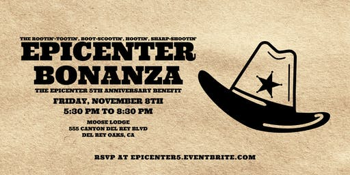 The Epicenter 5th Anniversary Benefit