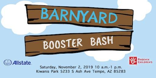 Barnyard Booster Bash