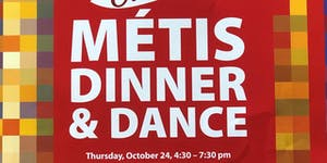 Old Time Métis Dinner & Dance