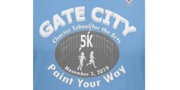 Paint Your Way 5k - Fun Run/Walk