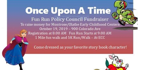 Once Upon A Time Fun Run tickets