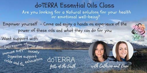 Rushden -C- FREE doTERRA oil Class - Natures Healthcare Solution
