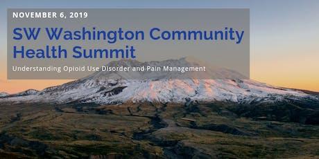 Southwest Washington Community Health Summit 2019 tickets