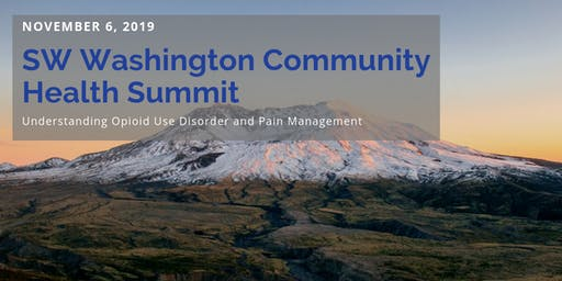Southwest Washington Community Health Summit 2019