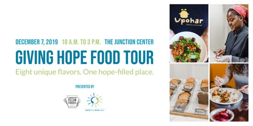 Giving Hope Food Tour
