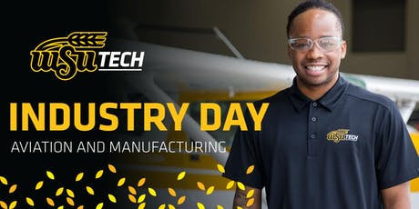 Aviation & Manufacturing Industry Day Spring 2020 tickets
