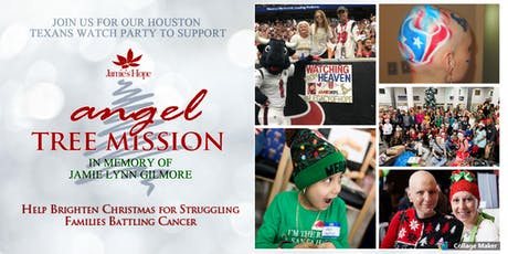 Jamie's Hope Angel Tree Texan Watch Party tickets