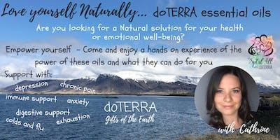 MK- FREE DoTERRA Essential Oil workshop - Natures Healthcare Solution
