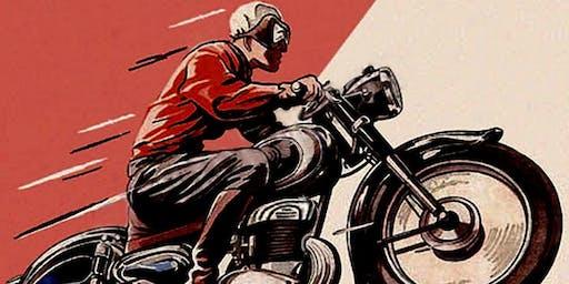 29th Annual Euro Motorcycle Swap Meet & Vintage Ride - FREE