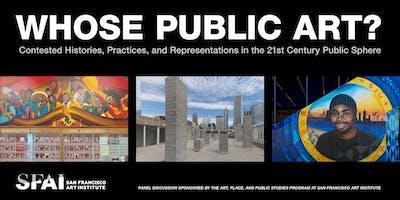 Whose Public Art?