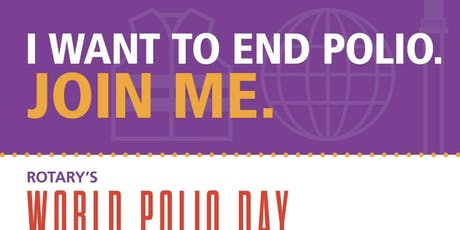 Halton Rotaract Polio Day Dinner tickets