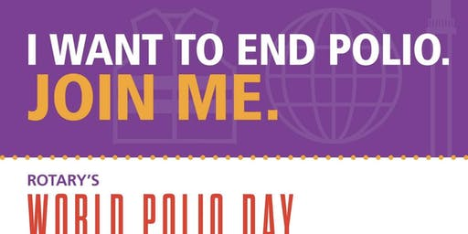 Halton Rotaract Polio Day Dinner