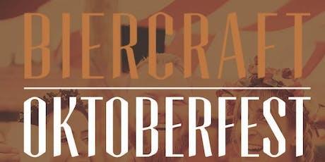 BierCraft Oktoberfest Trip Giveaway tickets