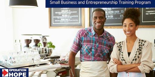 Free Small Business Development Workshop