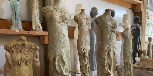 Terracotta Figurative Sculpture