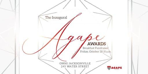 The Inaugural AGAPE Awards