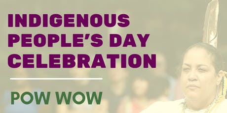 Pow Wow at Hopkins- Indigenous People's Day tickets