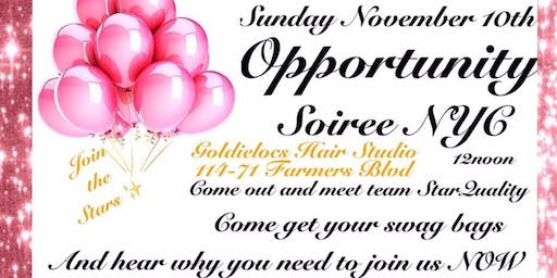 Star Quality Opportunity Soiree