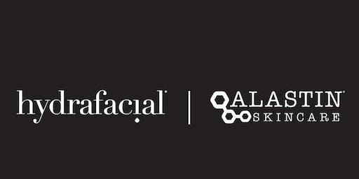 HydraFacial & Alastin Customer Event
