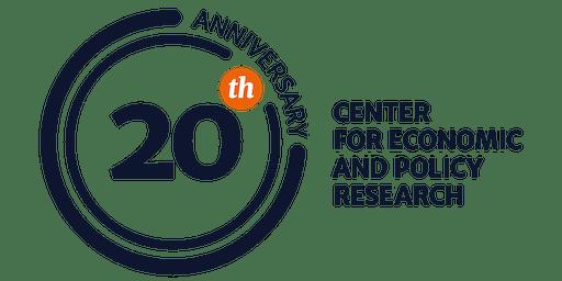 CEPR's 20th Anniversary Party
