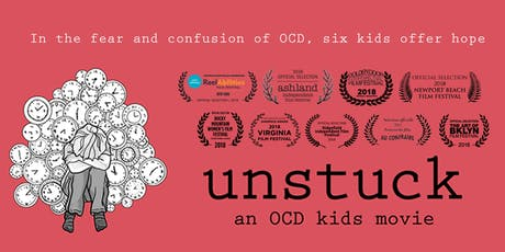 Digital Screening of UNSTUCK: an OCD kids movie tickets