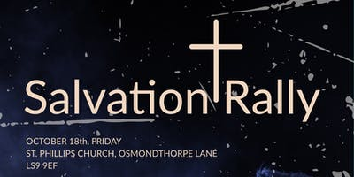 Salvation Rally 2019 Leeds