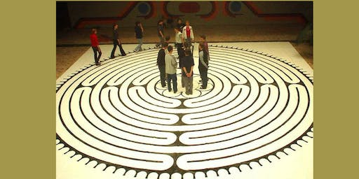 Wednesday Night Service: Labyrinth Ritual Walk