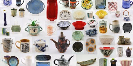 Mount Pleasant Potters' Guild Fall Pottery Market tickets