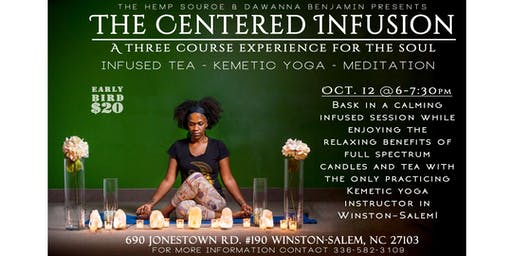The Centered Infusion