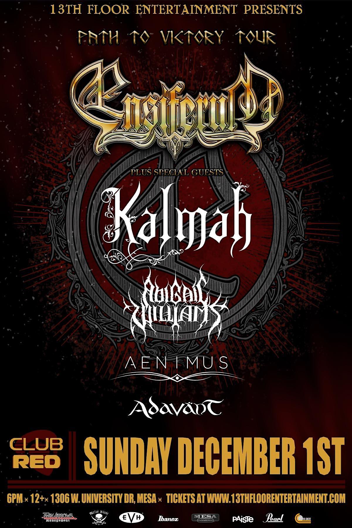 13th Floor Entertainment » Ensiferum