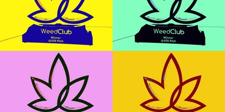 WeedClub® Presents: Fundraising 101, VC Lightning Talks, @420 Pitch Speed Round at Runway tickets