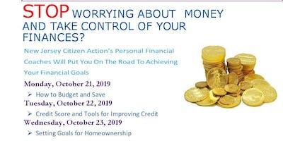 Financial Coaching Series
