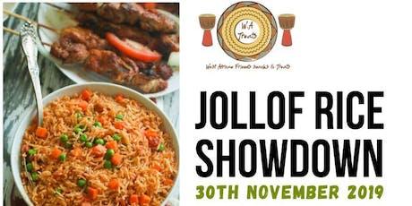 WATreats Jollof Rice Festival tickets