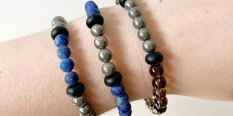 Healing Stone Bracelet Workshop tickets