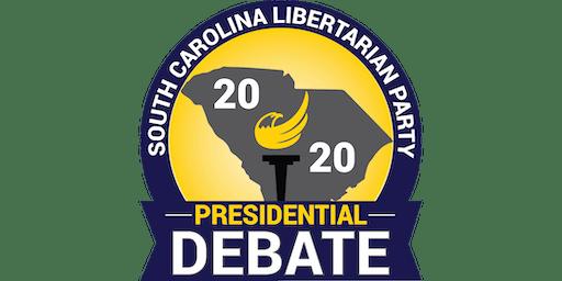 South Carolina Libertarian Party Presidential Debate