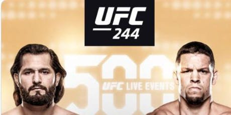 UFC 244 Viewing Party /After Hours Open House Event! tickets