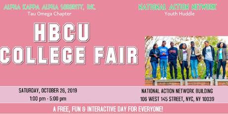 College Fair tickets