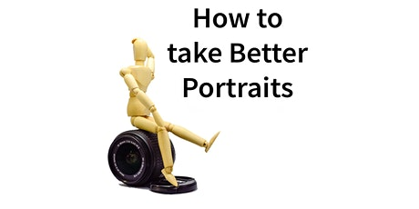 How to Take Better Portraits tickets