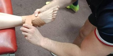 Acute Injury Assessment and Sports Taping Workshop tickets