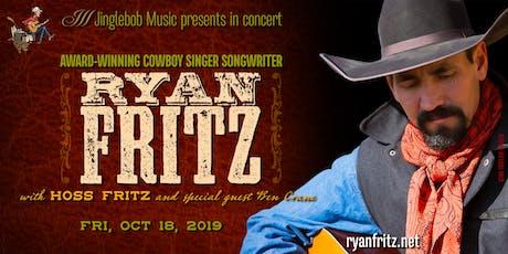 Ryan Fritz Concert tickets