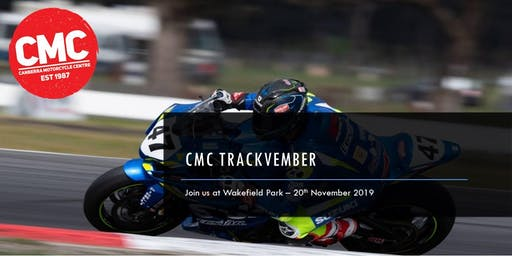 TRACKvember - Canberra Motorcycle Centre