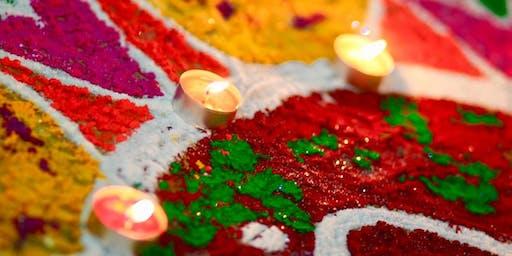 Campus Diwali at UT Austin