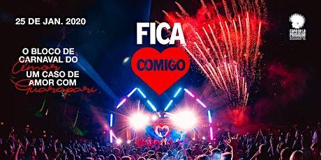FICA COMIGO - 25.01.2020 ingressos