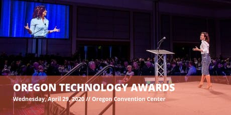 2020 Oregon Technology Awards tickets