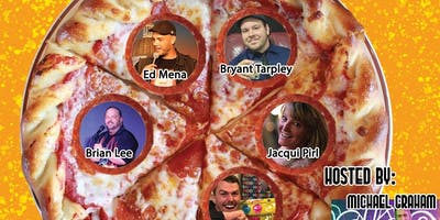 Comedy Slice: Stand-up Comedy / Pizza & Beer